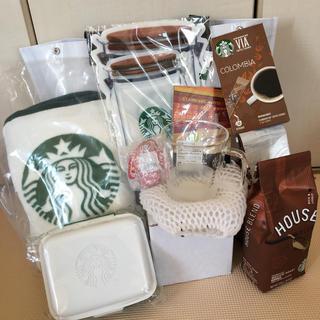 スターバックスコーヒー(Starbucks Coffee)のスターバックス 福袋 2019年 新品未使用(ノベルティグッズ)