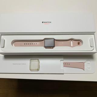 アップル(Apple)のAPPle WatchSeries3 GPS➕Cellularモデル(その他)
