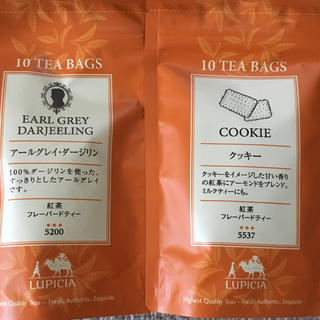 LUPICIA - LUPICIA ティーバッグ2袋