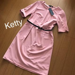 ケティ(ketty)のタグ付き未使用♡Ketty♡ワンピース(ひざ丈ワンピース)