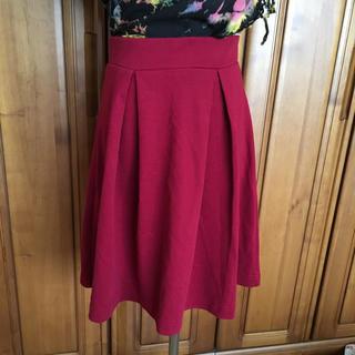 ジエンポリアム(THE EMPORIUM)の。。Lサイズ  可愛いスカート 。。(ひざ丈スカート)