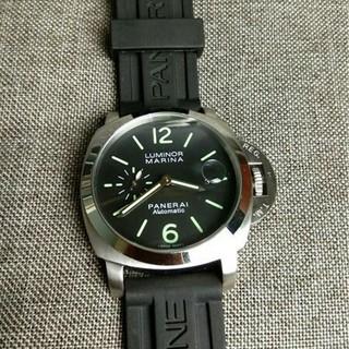 オフィチーネパネライ(OFFICINE PANERAI)のパネライ PANERAI D62 ルミノールマリーナ PAM00104 自動巻(腕時計(アナログ))