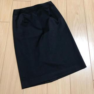 ノーリーズ(NOLLEY'S)のノーリーズ☆NOLLEYS☆黒タイトスカート☆36(Sサイズ)(ひざ丈スカート)