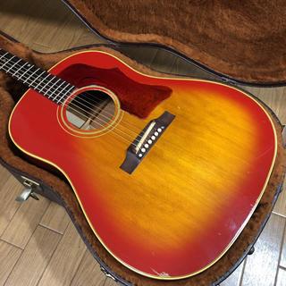 ギブソン(Gibson)のgibson j-45 ADJ 1967年製(アコースティックギター)