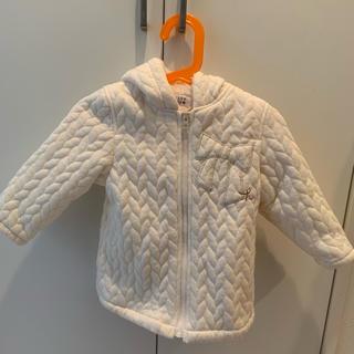 ハッカベビー(hakka baby)のhakka baby コート 90(ジャケット/上着)