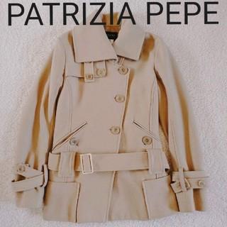 パトリツィアペペ(PATRIZIA PEPE)の【PATRIZIA PEPE】コート(ピーコート)