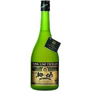 チョーヤ梅酒 エクセレント [ 750ml ](リキュール/果実酒)