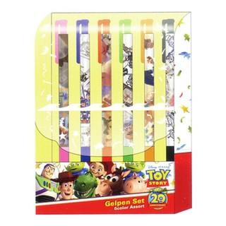 ディズニー(Disney)のトイストーリー ゲルペン6色セット(ペン/マーカー)