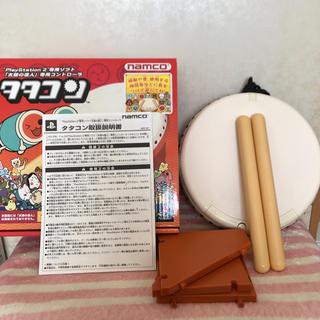 バンダイナムコエンターテインメント(BANDAI NAMCO Entertainment)の太鼓の達人 タタコン(家庭用ゲーム機本体)