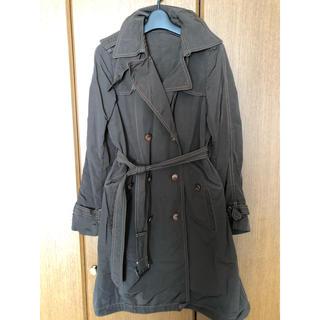 ダブルスタンダードクロージング(DOUBLE STANDARD CLOTHING)のシャカシャカ素材トレンチコート(トレンチコート)