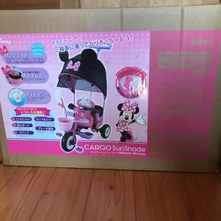 ディズニー(Disney)の新品 ミニーマウス 三輪車(三輪車)