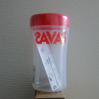 ザバス(SAVAS)のザバス SAVAS プロテインシェイカー🏃(トレーニング用品)