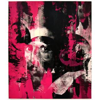 オフホワイト(OFF-WHITE)の300点限定 村上隆 × ヴァージル・アブロー 版画 virgil(版画)