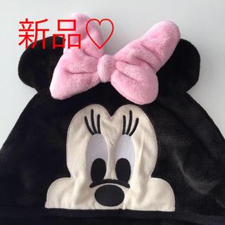 ディズニー(Disney)のミニーちゃんブランケット (おくるみ/ブランケット)