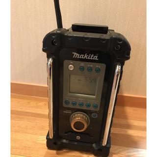 マキタ(Makita)のマキタラジオMR100(ラジオ)