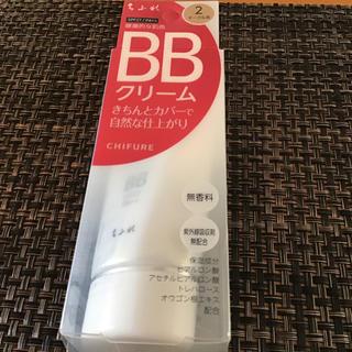 チフレ(ちふれ)のちふれ BB クリーム  オークル系2‼️1本で美容液 乳液 (BBクリーム)