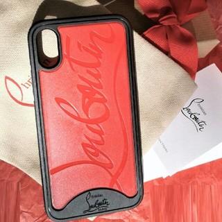 クリスチャンルブタン(Christian Louboutin)のクリスチャンルブタン iPhoneX.XS対応 スマートフォンケース(iPhoneケース)
