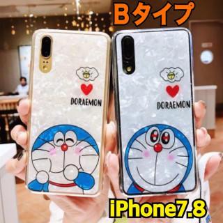 ⭐️年末SALE⭐️【ドラえもんiPhoneケース Bタイプ】iPhone7.8(iPhoneケース)