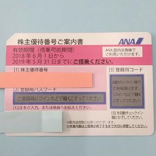 エーエヌエー(ゼンニッポンクウユ)(ANA(全日本空輸))の ANA 株主優待券★10枚セット(航空券)