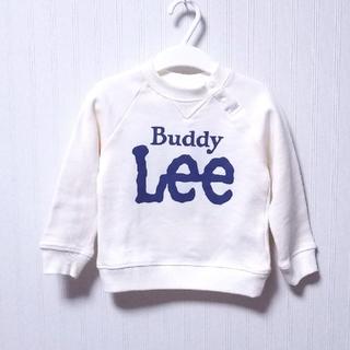 バディーリー(Buddy Lee)のBuddy Lee♥️90㎝ 裏起毛 トレーナー トップス 新品 男の子 女の子(Tシャツ/カットソー)