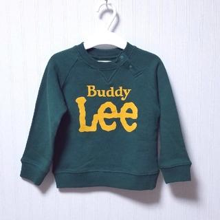 バディーリー(Buddy Lee)のBuddy Lee♥️90㎝ 裏起毛 トレーナー トップス 新品 男の子(Tシャツ/カットソー)