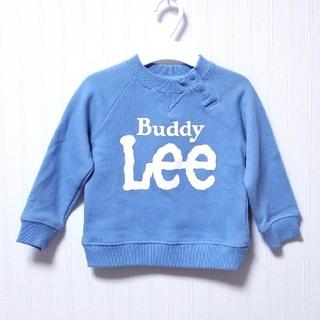 バディーリー(Buddy Lee)のBuddy Lee♥️95㎝ 裏起毛 トレーナー トップス 新品 男の子(Tシャツ/カットソー)