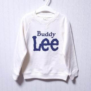 バディーリー(Buddy Lee)のBuddy Lee♥️100㎝ 裏起毛 トレーナー トップス 新品 男の子女の子(Tシャツ/カットソー)