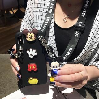 ディズニー★iphonexrケース(iPhoneケース)