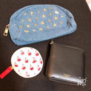 シマムラ(しまむら)の3点セット(財布)