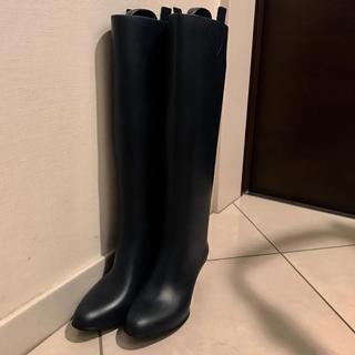 カルテル(kartell)のKartell イタリア レインブーツ 雨具 長靴 ロング(レインブーツ/長靴)