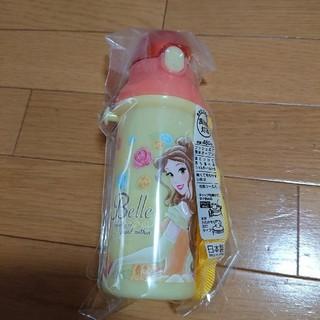 ディズニー(Disney)の【新品】直飲み プラスチック ボトル 水筒(水筒)