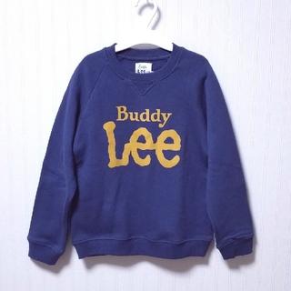 バディーリー(Buddy Lee)のBuddy Lee♥️120㎝ 裏起毛 トレーナー トップス 新品 男の子(Tシャツ/カットソー)