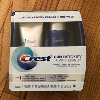 クレスト(Crest)のCrest ホワイトニング 新品 未使用(歯磨き粉)