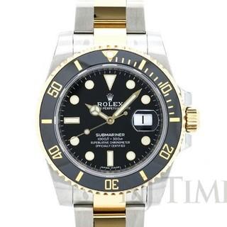 ROLEX -  ROLEX ロレックス サブマリーナ/116613LN 中古 メンズ腕時計