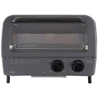 ツインバード(TWINBIRD)のツインバード オーブントースター グレーTWINBIRD(調理機器)
