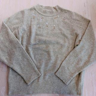 チャイルドウーマン(CHILD WOMAN)のCHILD WOMAN ハイネックセーター(ニット/セーター)