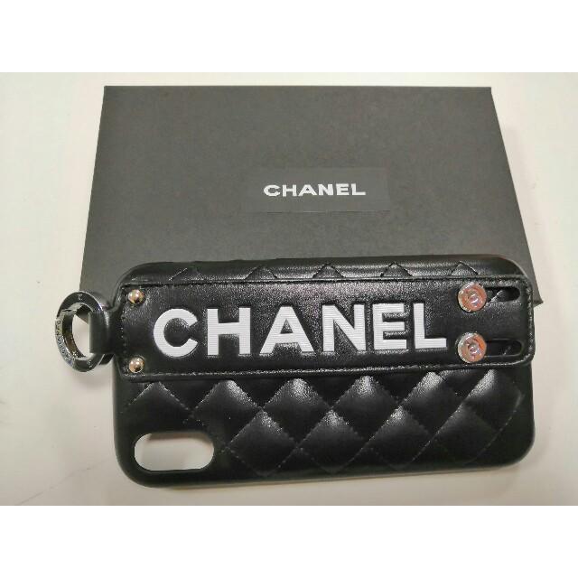 moschino iphonex ケース メンズ | CHANEL - CHANEL ケース iphoneの通販 by 小田's shop|シャネルならラクマ