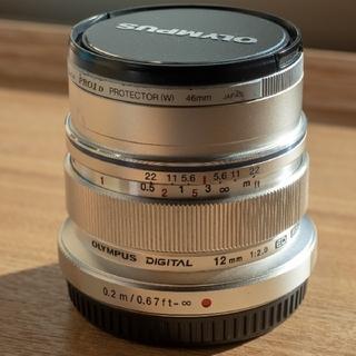 OLYMPUS - オリンパス M.ZUIKO DIGITAL ED 12mm F2.0