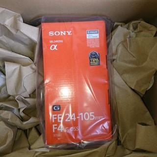 SONY - SONY FE 24-105mm F4 OSS SEL24105G 新品未使用