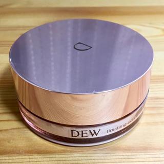 デュウ(DEW)のDEW スペリア フィニッシングコンセントレート おしろい フェイスパウダー(フェイスパウダー)