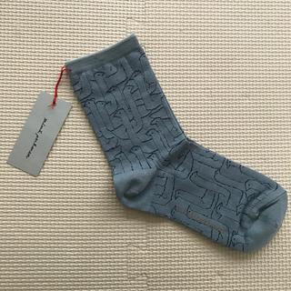 mina perhonen - ミナペルホネン  靴下