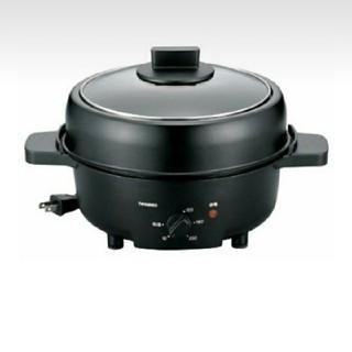 ツインバード(TWINBIRD)のTWINBIRD ミニグリル鍋 EP-4164(調理機器)