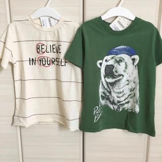 ZARA KIDS - 新品♡zara kids 110 Tシャツ 2枚セット