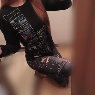 サーティンジャパン(THIRTEEN JAPAN)のXIII♡ロンT(Tシャツ(長袖/七分))