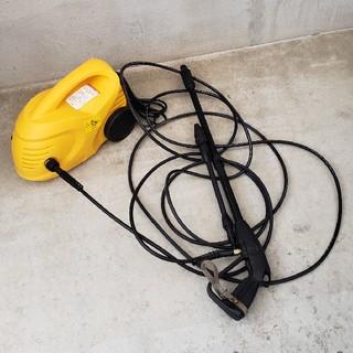美品 アイリスオーヤマ 高圧洗浄器 FB-501(洗車・リペア用品)
