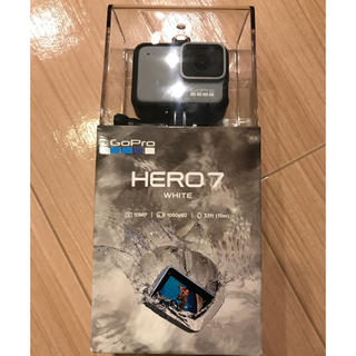 GoPro - 新品 GoPro Hero7 white 本体