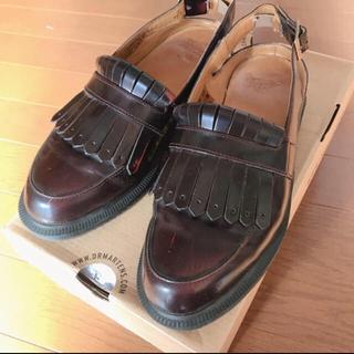 ドクターマーチン(Dr.Martens)のDr.Martens ローファー ストラップシューズ(ローファー/革靴)