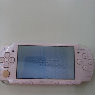PlayStation Portable - PSP-2000  本体 CFW