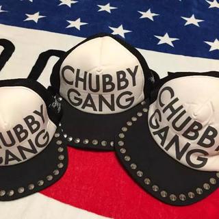 チャビーギャング(CHUBBYGANG)のチヤビーギャング 希少(帽子)