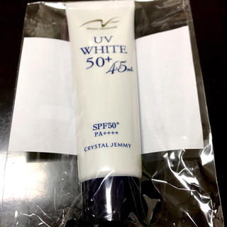 クリスタルジェミー(クリスタルジェミー)の薬用UVホワイト50(日焼け止め/サンオイル)